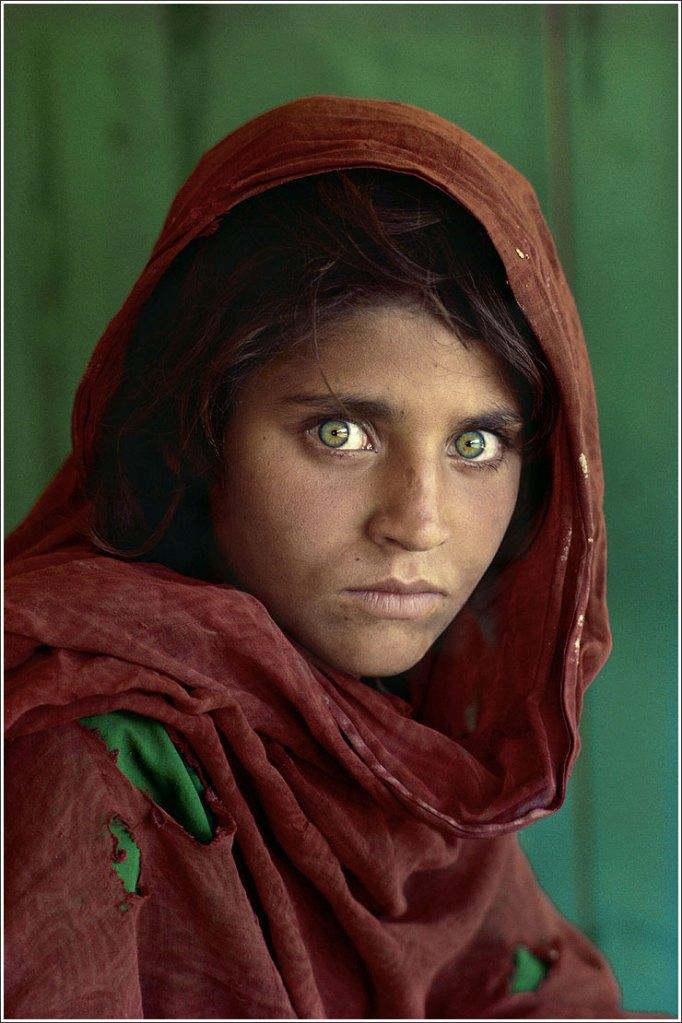 Chiga Afghana (fotos que hicieron historia)