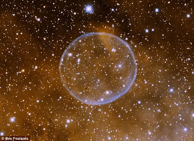 Nebulosa Burbuja de Jabón