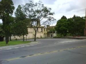 La Facultad de Ingenieria.