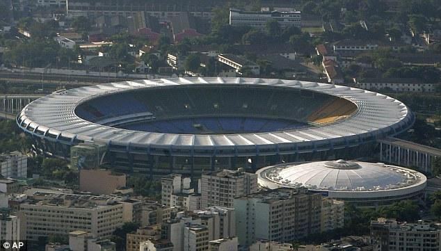 Esta será la primera vez que los Juegos se celebran en América del Sur. El estadio de futbol Maracaná será el anfitrión.